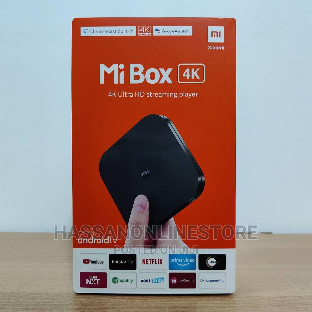 Xiaomi Mi Box 4K Ultra HD