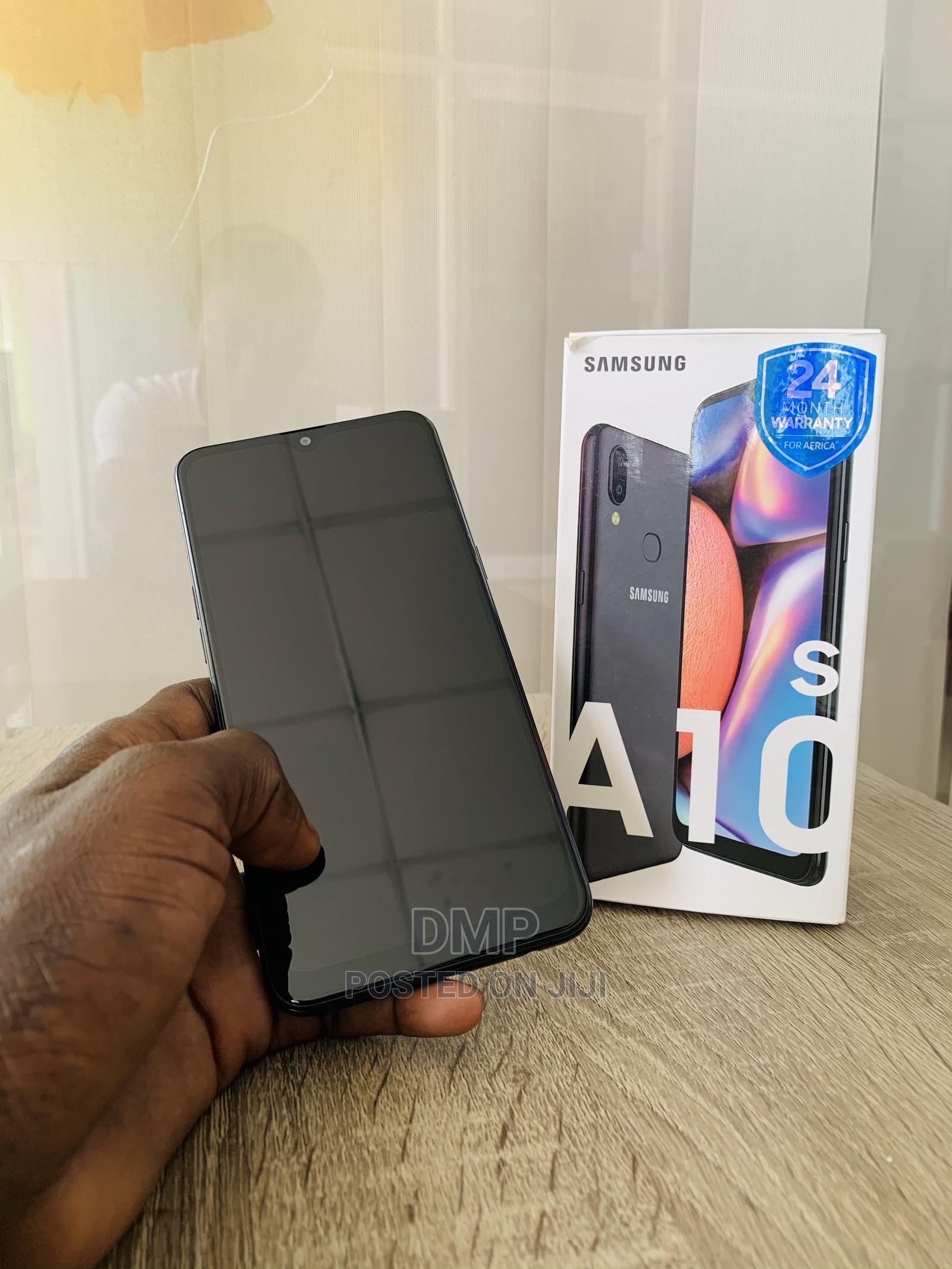 Samsung Galaxy A10s 32 GB Black