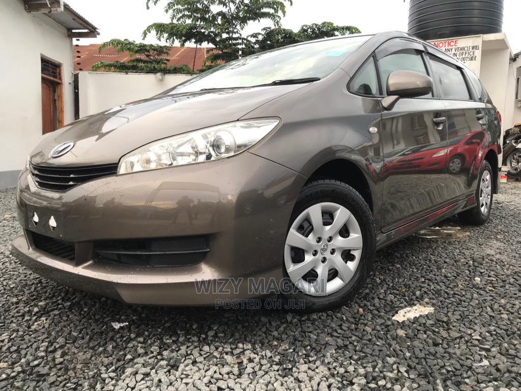 Toyota Wish 2010 Gray   Cars for sale in Kinondoni, Dar es Salaam, Tanzania