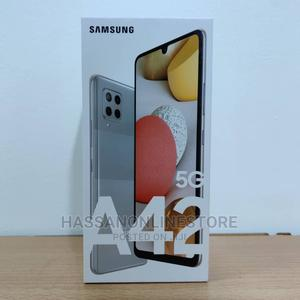 New Samsung Galaxy A42 5G 128 GB Gray   Mobile Phones for sale in Dar es Salaam, Ilala