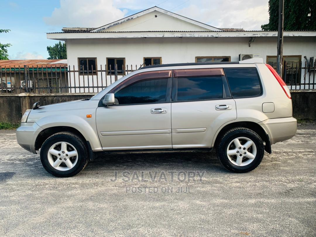 Archive: Nissan X-Trail 2002 Automatic Silver