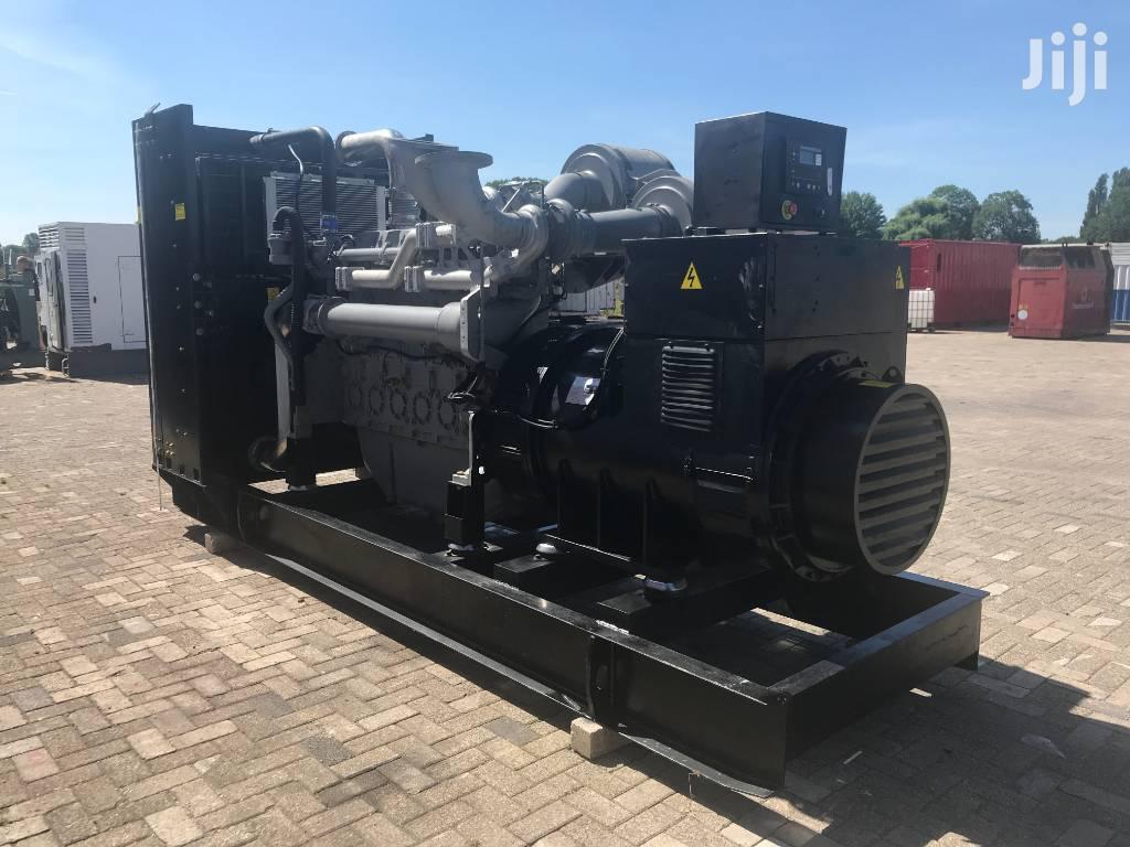 Archive: Almost New Diesel Generator Perkins 900 Kw
