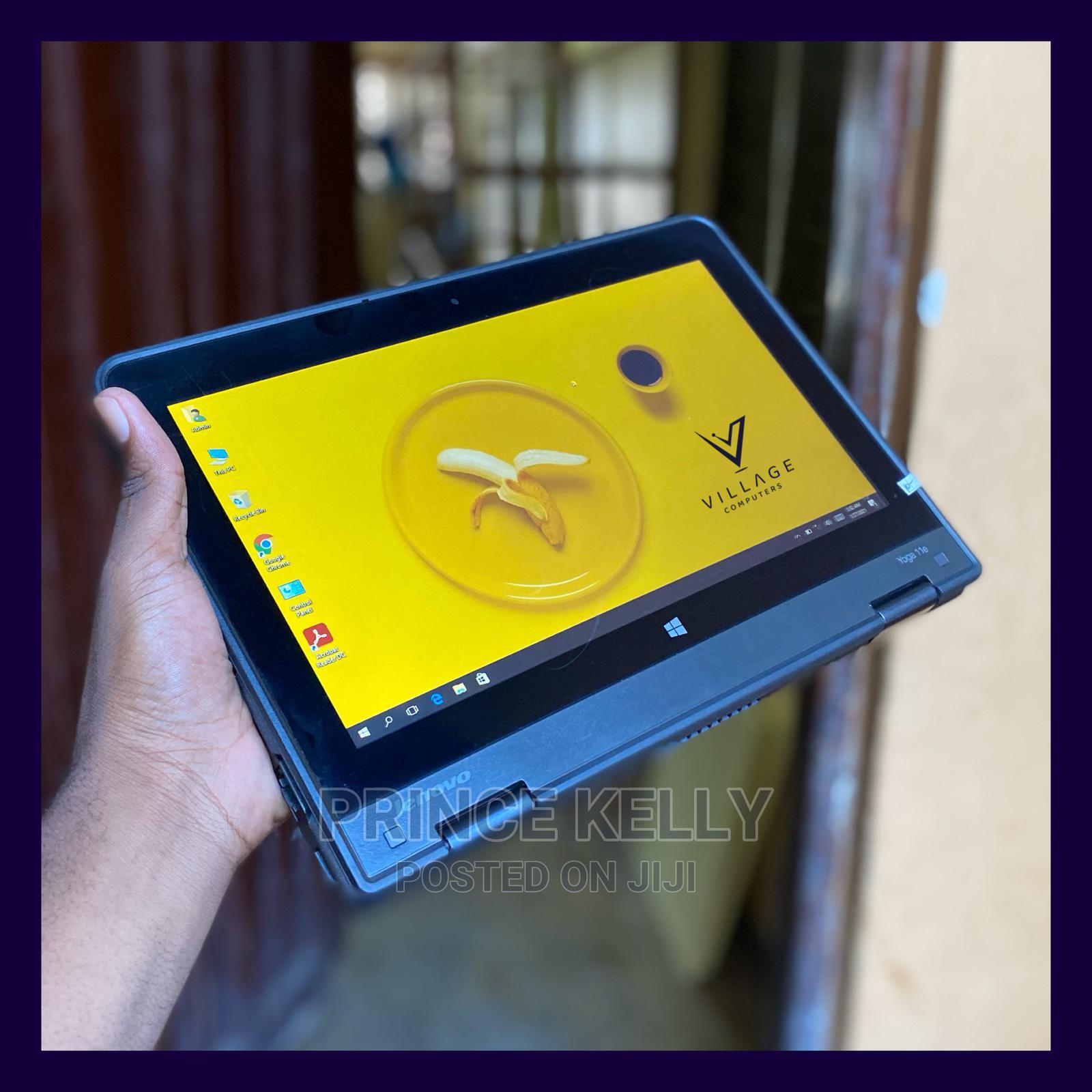 Archive: Laptop Lenovo Yoga 11e 4GB Intel Celeron HDD 500GB