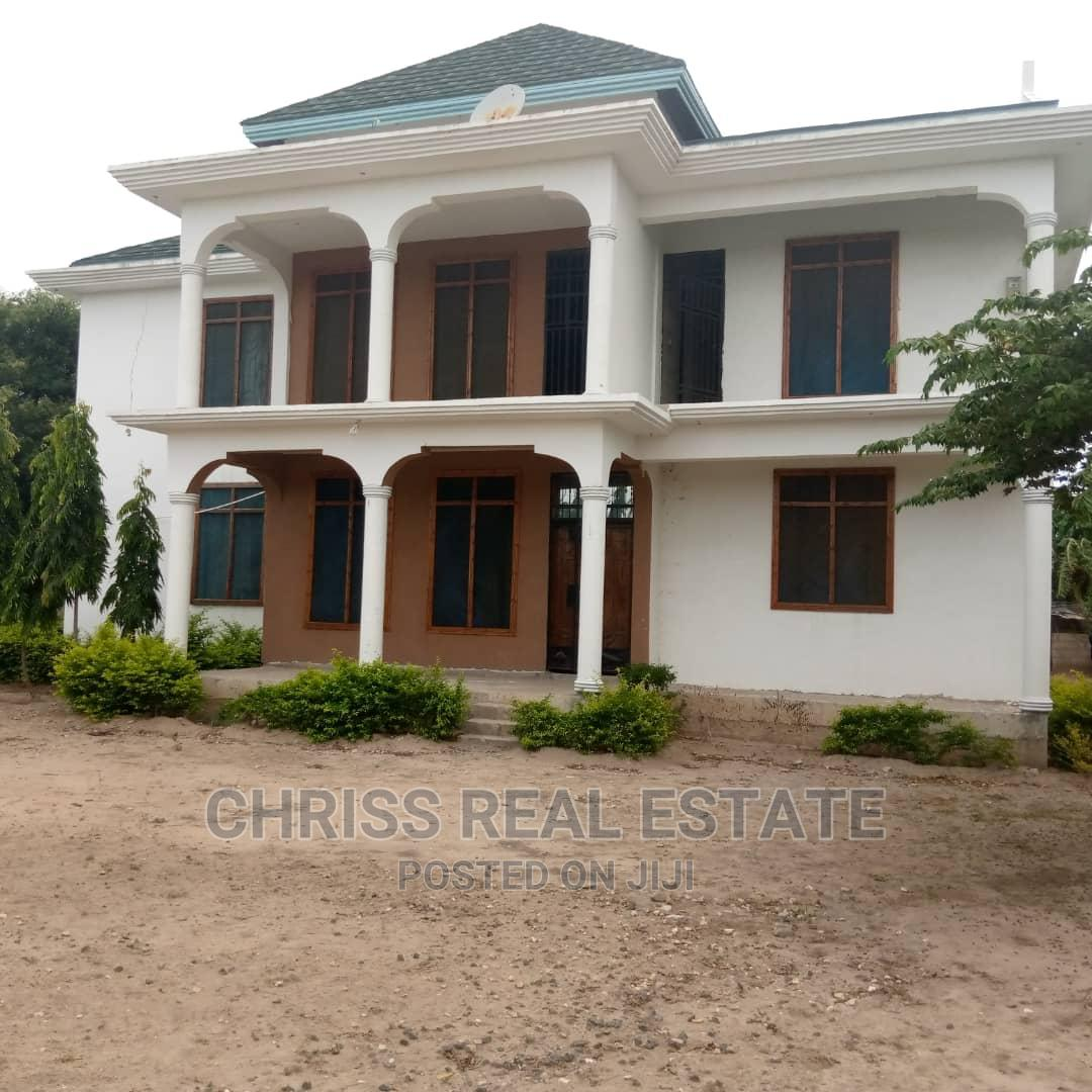 House For Sale Kigamboni