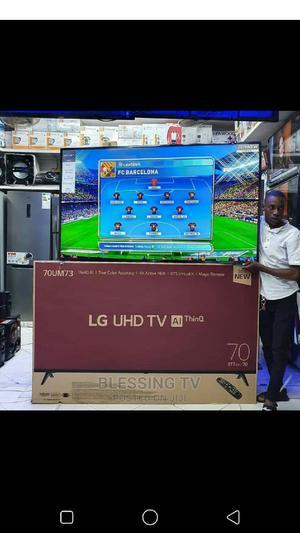 LG TV Smart 4k Inch 70 | TV & DVD Equipment for sale in Dar es Salaam, Ilala