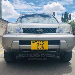 Nissan X-Trail 2002 Silver | Cars for sale in Dar es Salaam, Kinondoni