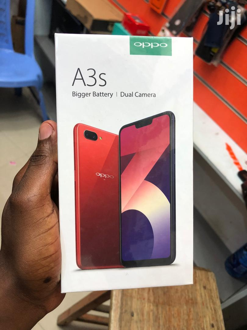 New Oppo A3s 32 GB Blue