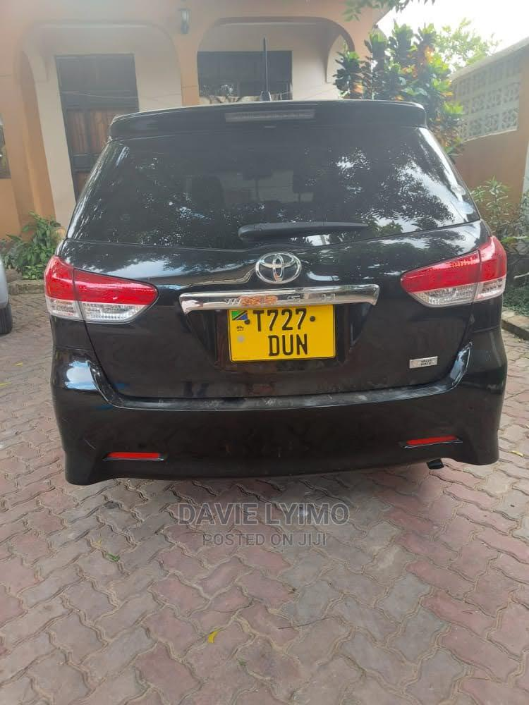 Toyota Wish 2011 Black | Cars for sale in Kinondoni, Dar es Salaam, Tanzania