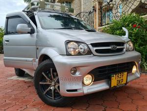 Toyota Cami 2002 Silver   Cars for sale in Dar es Salaam, Kinondoni