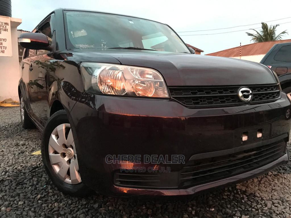 New Toyota Corolla Rumion 2010 Hatchback 1.5 FWD Brown