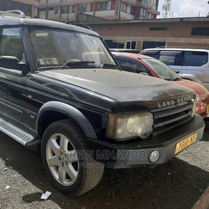 Land Rover Discovery 2002 Series II SD AWD Black   Cars for sale in Arusha Region, Arusha