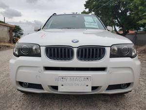 BMW X3 2009 White   Cars for sale in Dar es Salaam, Kinondoni