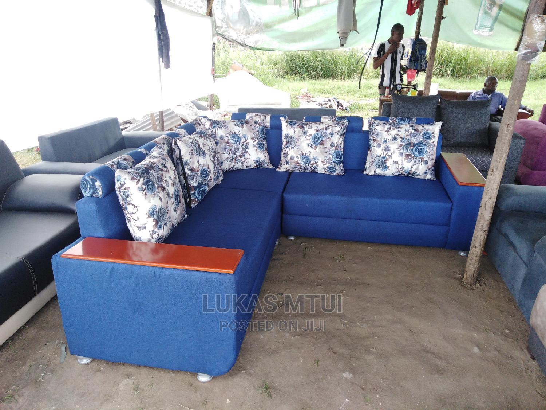 Archive: L Shape Sofa Design