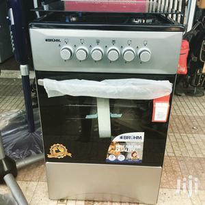Bruhm Gas Cooker