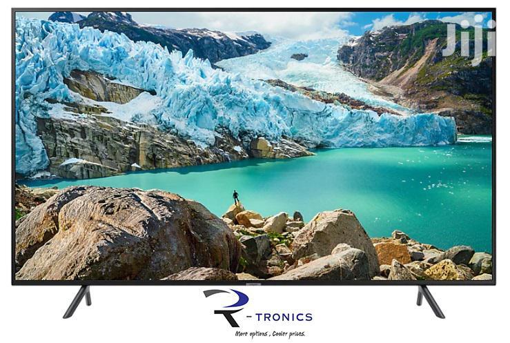 """49"""" Ru7100 Flat Smart 4K Uhd TV"""