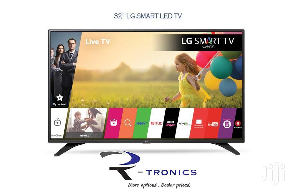 """LG LED TV 32"""" 32lj570 Smart"""