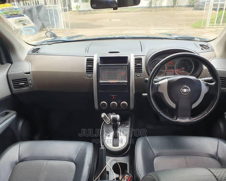 Archive: Nissan X-Trail 2009 Blue