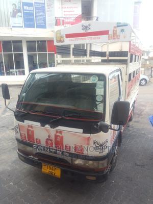 Mitsubishi Canter 1995 White | Trucks & Trailers for sale in Dar es Salaam, Kinondoni