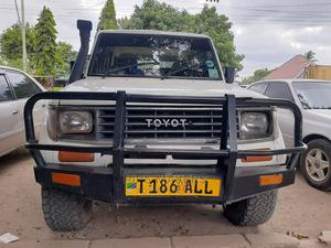 Toyota Land Cruiser 1990 75 Troop C Silver | Cars for sale in Dodoma Region, Dodoma Rural
