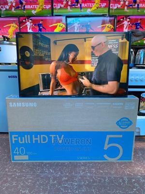"SAMSUNG 40"" Smart Tv   TV & DVD Equipment for sale in Dar es Salaam, Ilala"