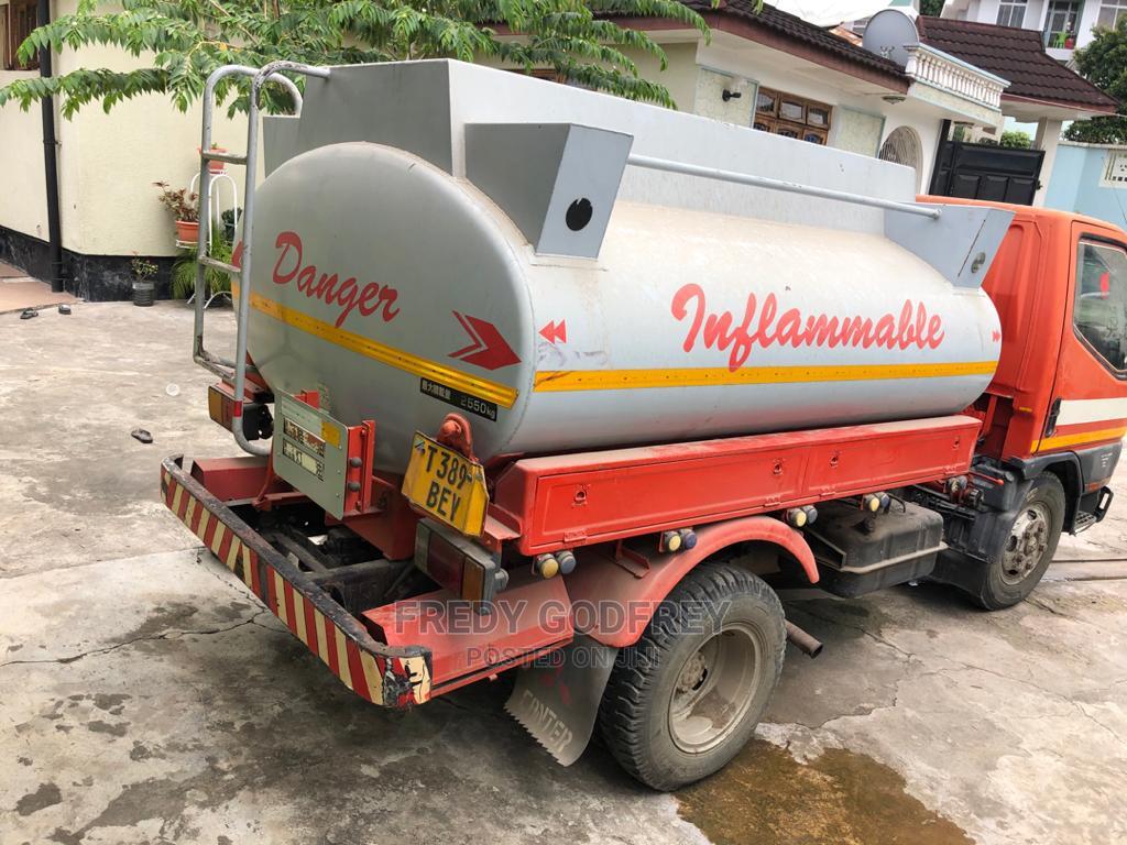 Archive: Mitsubishi Canter Fuel Tanker 2005