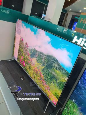 "Hisense 65"" Inch U7A Smart TV Ultra HD 4K Uled 65U7A | TV & DVD Equipment for sale in Dar es Salaam, Kinondoni"