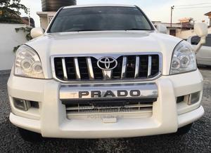 Toyota Land Cruiser Prado 2005 Pearl | Cars for sale in Dar es Salaam, Kinondoni