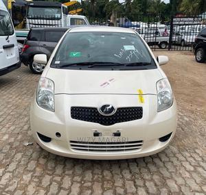 Toyota Vitz 2005 Beige | Cars for sale in Dar es Salaam, Kinondoni