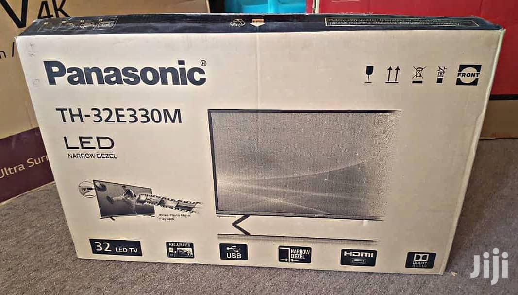 "Archive: Panasonic 32"" LED HD TV"