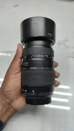 Tamron Auto Focus 70-300mm F/4.0-5.6 Di LD Macro Zoom Lens   Accessories & Supplies for Electronics for sale in Dar es Salaam, Kinondoni