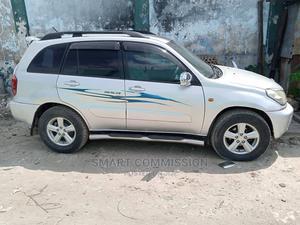 Toyota RAV4 2004 1.8 Silver | Cars for sale in Dar es Salaam, Kinondoni