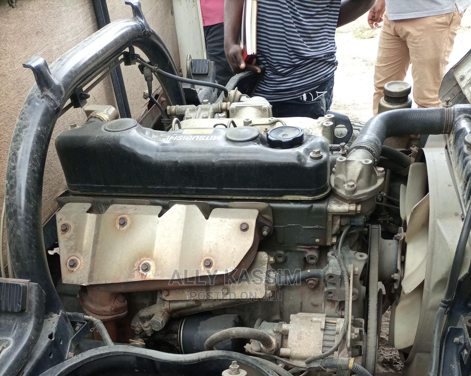 Archive: *Mitsubishi Canter Ton3.5* •4D32 Engine Diesel
