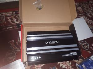 Car Amplifier | Vehicle Parts & Accessories for sale in Zanzibar, Mjini Magharibi
