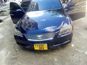 Toyota Mark X 2006 Blue   Cars for sale in Dar es Salaam, Kinondoni