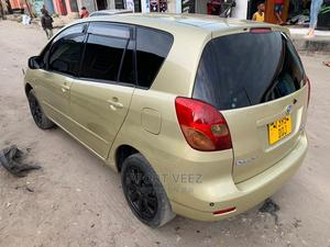 Toyota Corolla Spacio 2004 1.8 X 4WD Gold   Cars for sale in Dar es Salaam, Ilala