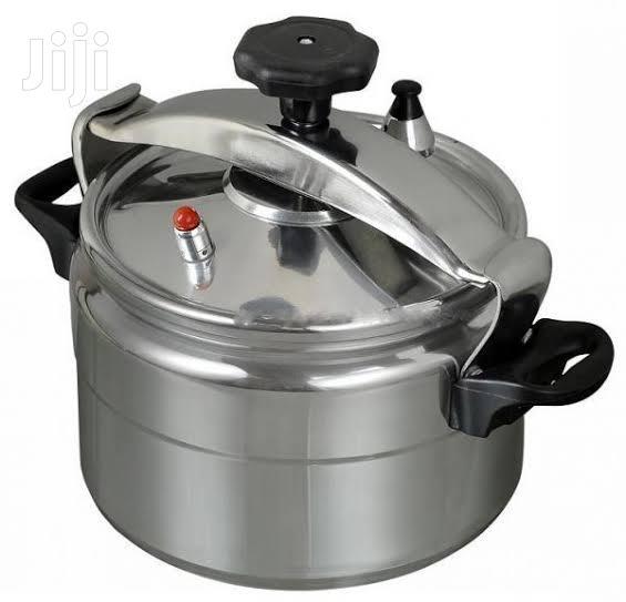 Generic Pressure Cooker 24cm/7l Alumminium