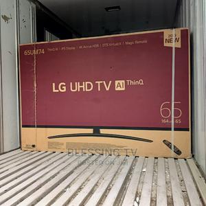 LG Smart 4k Inch 65 | TV & DVD Equipment for sale in Dar es Salaam, Ilala