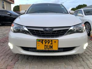 Subaru Impreza 2007 White | Cars for sale in Dar es Salaam, Kinondoni