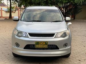 Mitsubishi Outlander 2006 Silver | Cars for sale in Dar es Salaam, Kinondoni