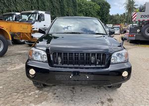 Toyota Kluger 2004 Black | Cars for sale in Dar es Salaam, Kinondoni