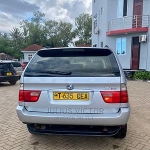 BMW X5 2005 3.0d Blue | Cars for sale in Dar es Salaam, Kinondoni