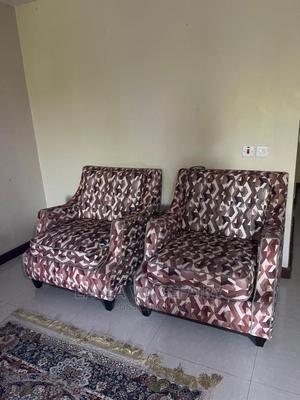 Fairly Used Velvet Sofa Set | Furniture for sale in Dar es Salaam, Kinondoni
