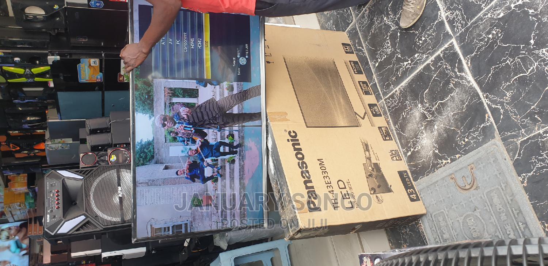 Panasonic LED TV Full HD Inch 43 | TV & DVD Equipment for sale in Ilala, Dar es Salaam, Tanzania