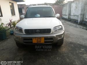Toyota RAV4 1999 White | Cars for sale in Dar es Salaam, Kinondoni