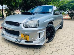 Subaru Impreza 2003 Silver | Cars for sale in Dar es Salaam, Kinondoni
