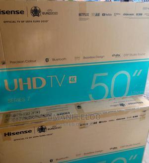 Hisense Inch 50 Smart TV 4K | TV & DVD Equipment for sale in Dar es Salaam, Ilala