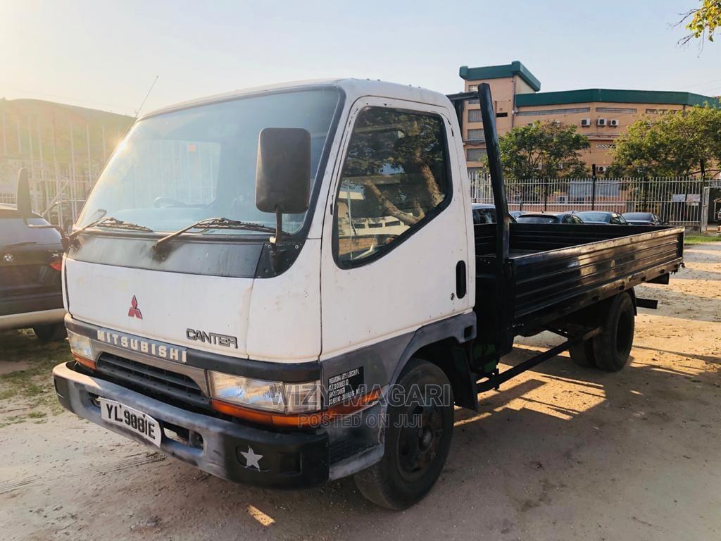 Mitsubishi Canter Ton 3.5 | Trucks & Trailers for sale in Kinondoni, Dar es Salaam, Tanzania