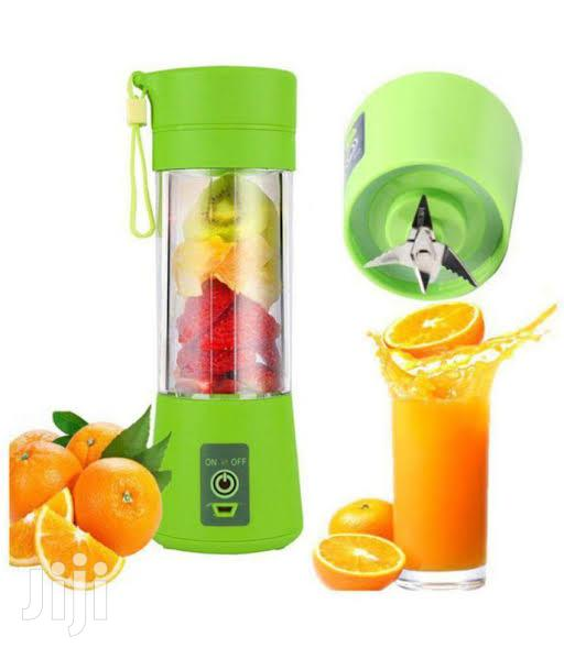 New Rechargeable Portable Juicer Blenders