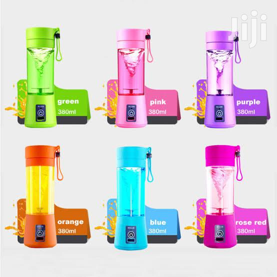 New Rechargeable Portable Juicer Blenders | Kitchen Appliances for sale in Ilala, Dar es Salaam, Tanzania