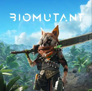 Biomutant PC/PS4   Video Games for sale in Dar es Salaam, Kinondoni
